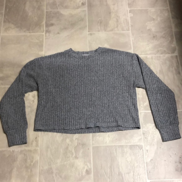 wilfred free long sleeve top- small
